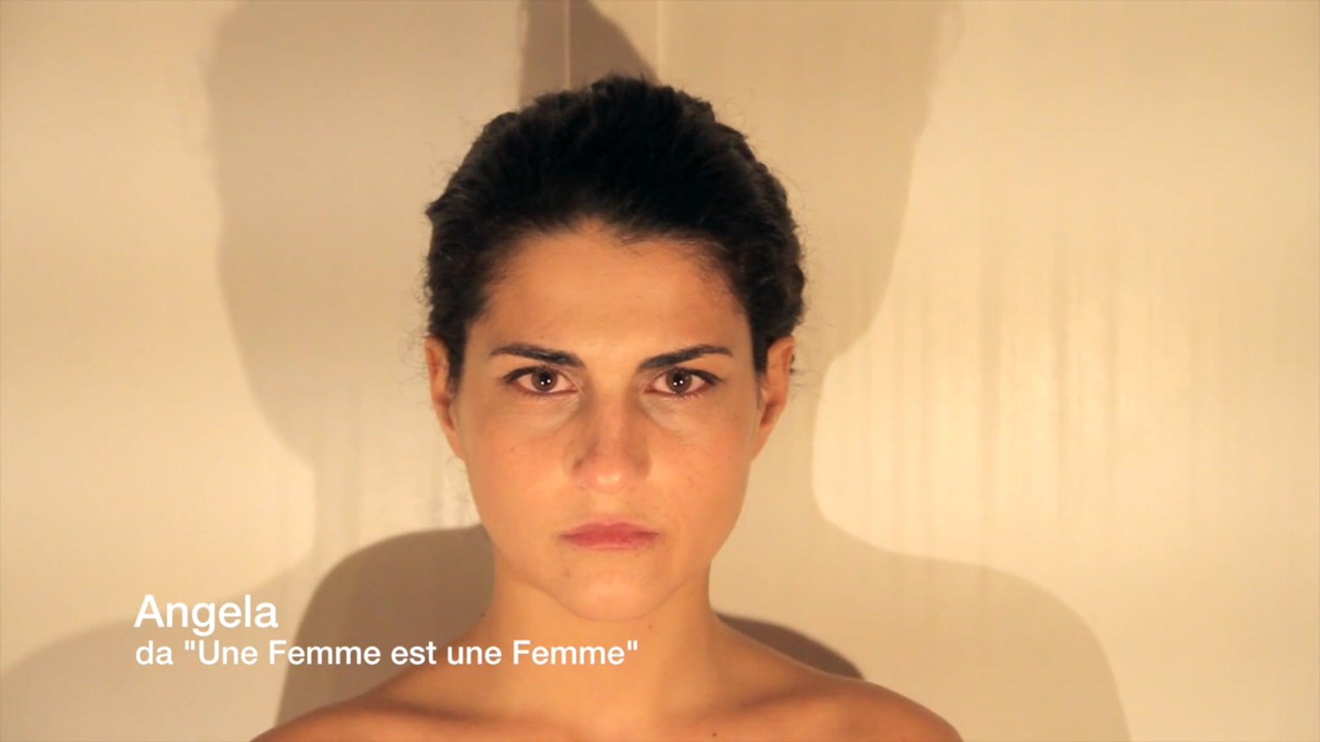 UNE FEMME EST UNE FEMME