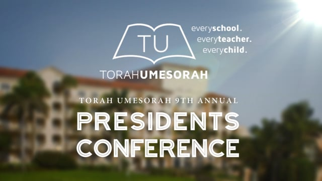 The Message of the Presidents Conference