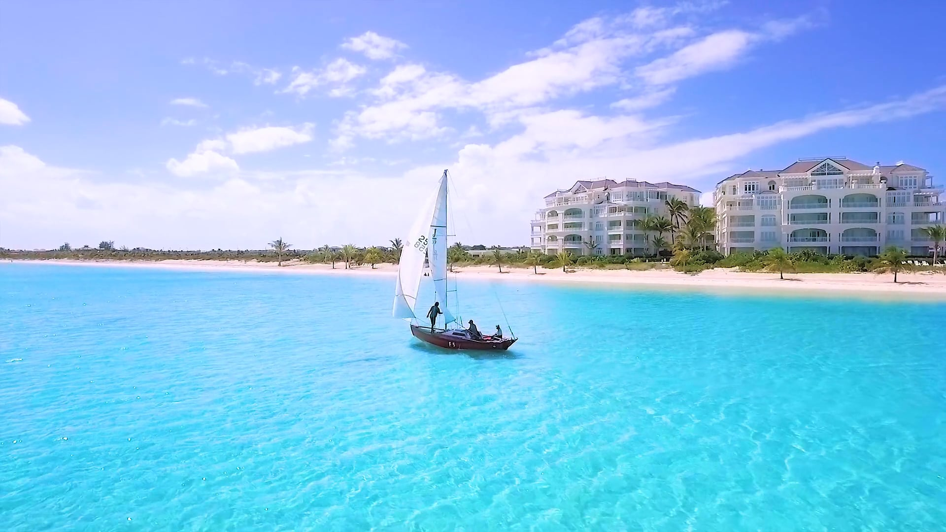 Shore Club in the Turks and Caicos Islands