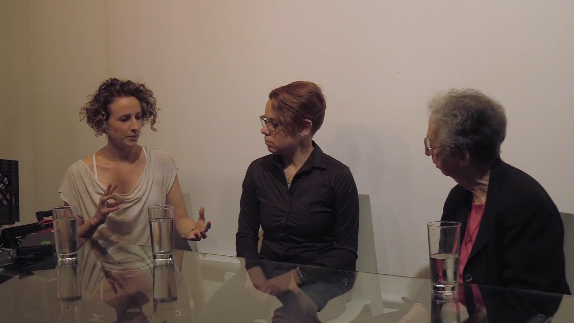Interview with Paula Matthusen, Abigail Levine