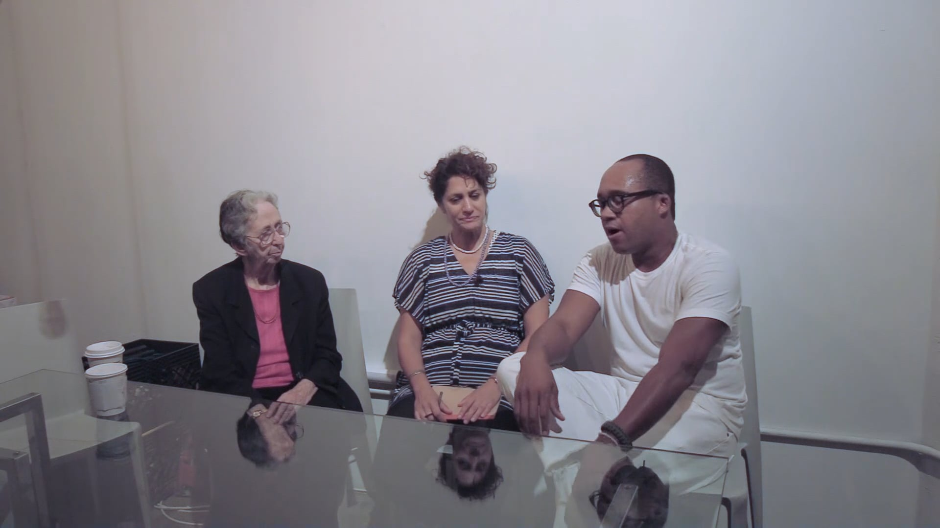 Calver Audain  Interview