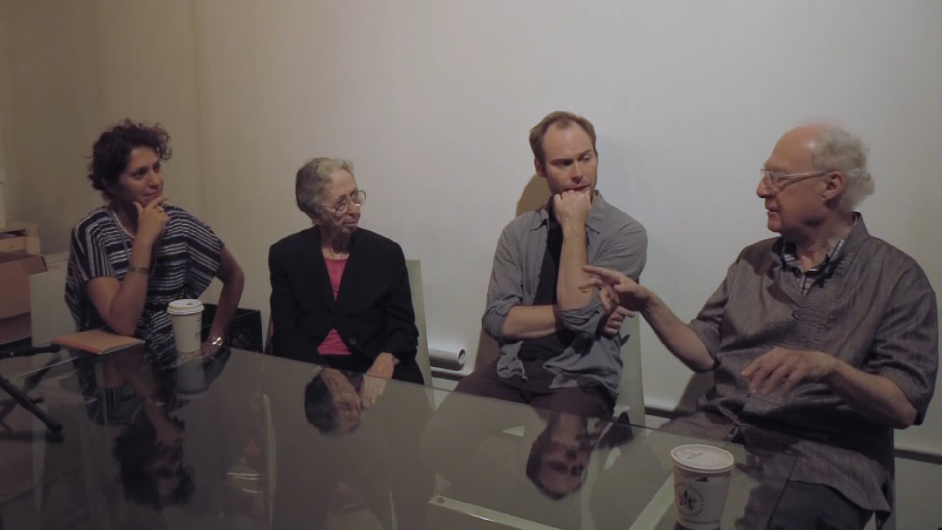 David Behrman Interview