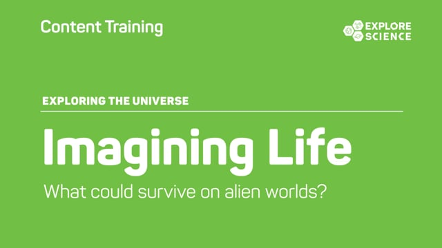 Imaginging Life Content Training Video
