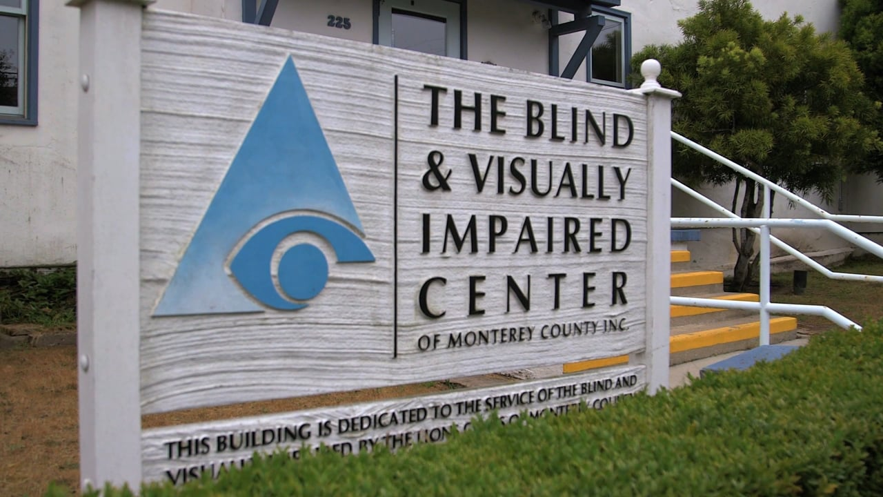 The Blind & Visually Impaired Center of Monterey County - English