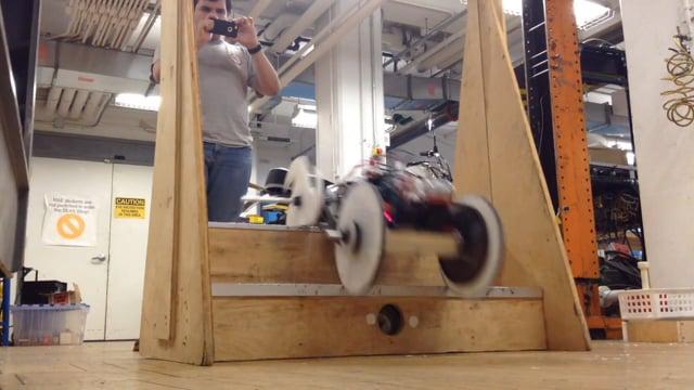 MAE 322 - Mechanical Design Robot
