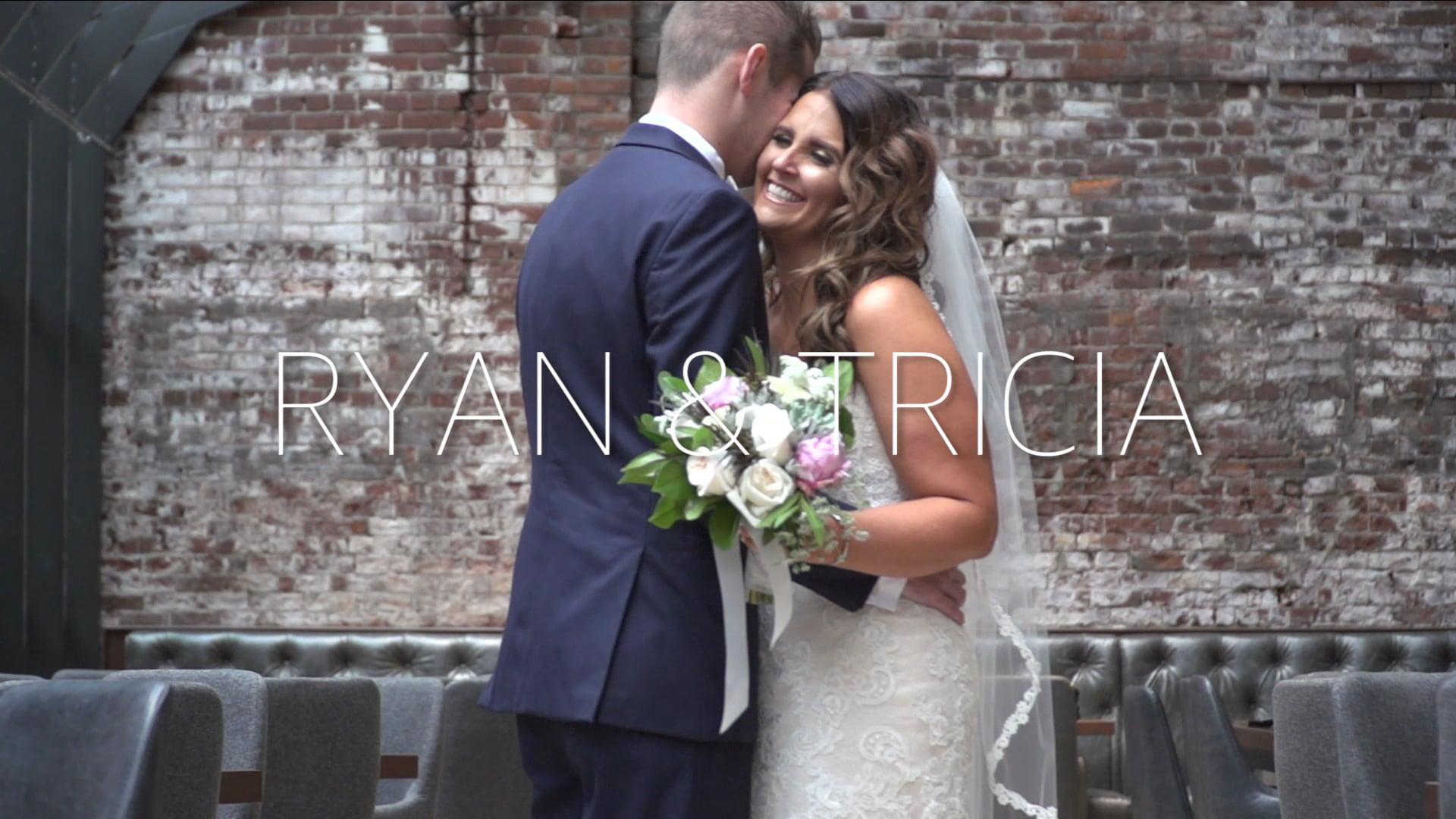 Ryan & Tricia Doyle - Wedding Feature