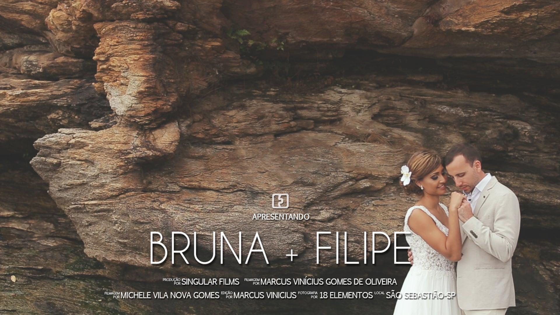 Trailer - Bruna + Filipe