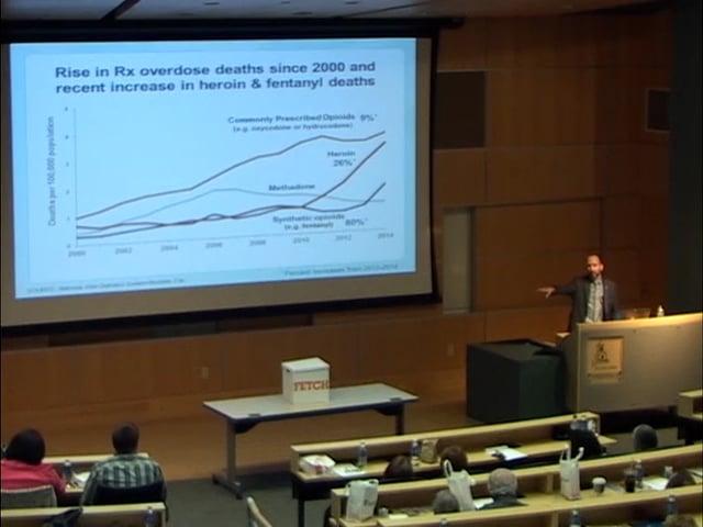 Street Drugs: Heroin Epidemic and More: Jon E. Zibbell, PhD