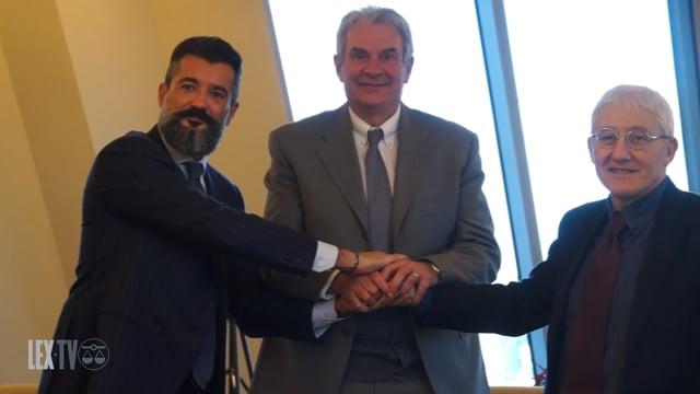 L'Ordine sigla la convenzione per la promozione della cultura della conciliazione nelle scuole superiori fiorentine
