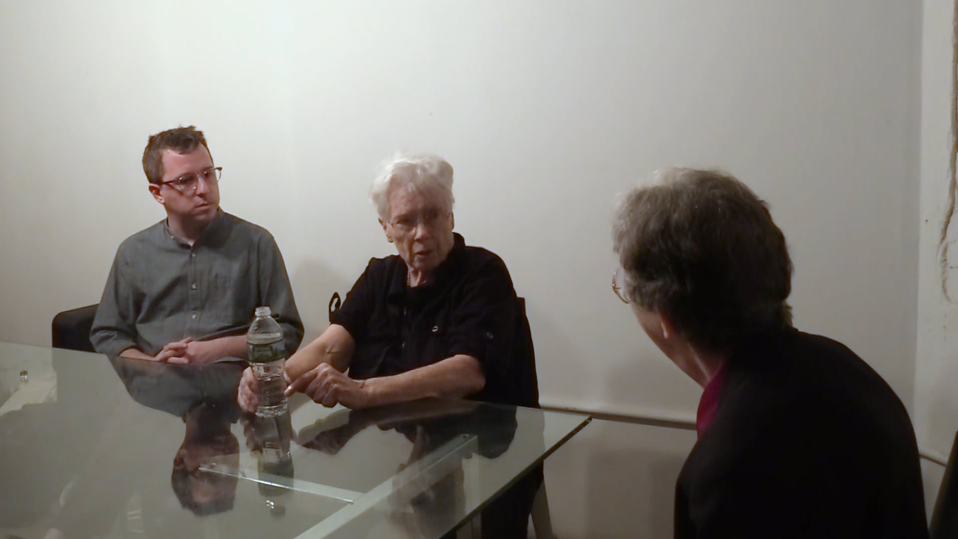 Interview with Pauline Oliveros and Seth Cluett