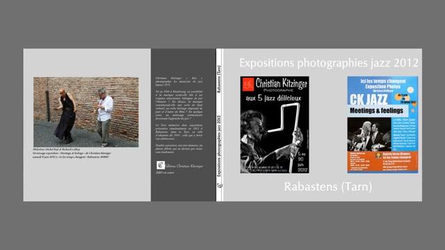 2 expos jazz Rabastens 2012