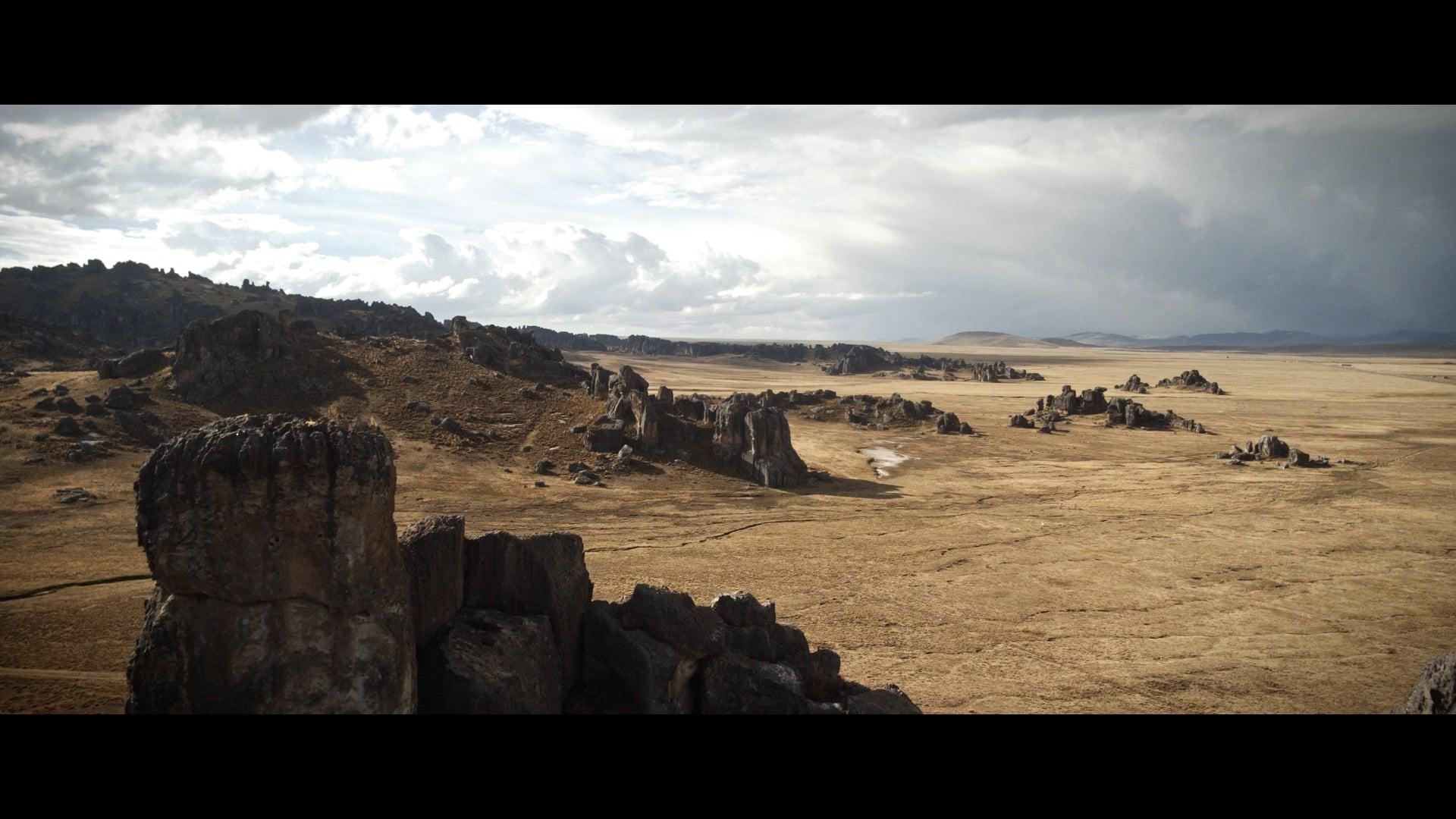High Above Peru