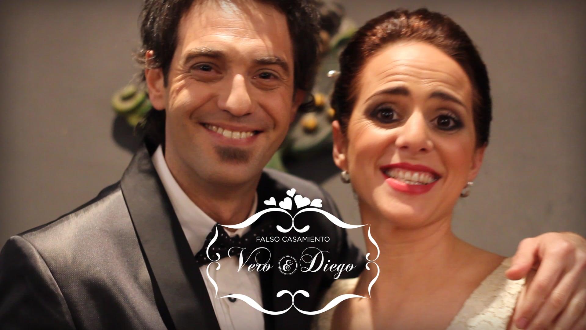 Vero Piñeyrúa & Diego Waisrub   Falso Casamiento 2016  (Trailer)