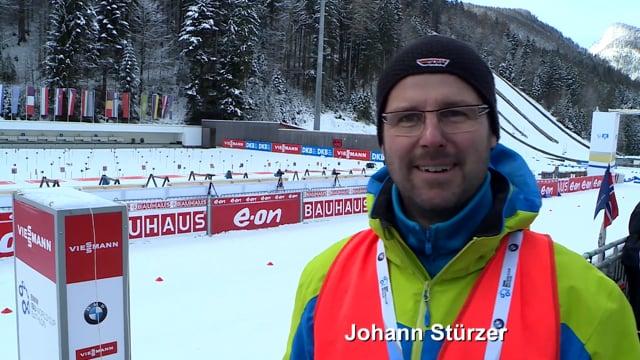 Einer von 1000 - Johann Stürzer