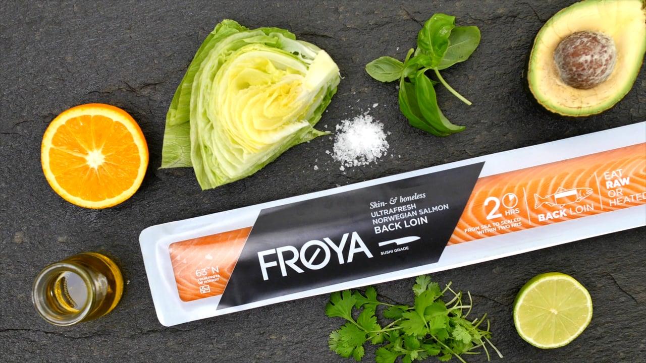 Frøya Ceviche