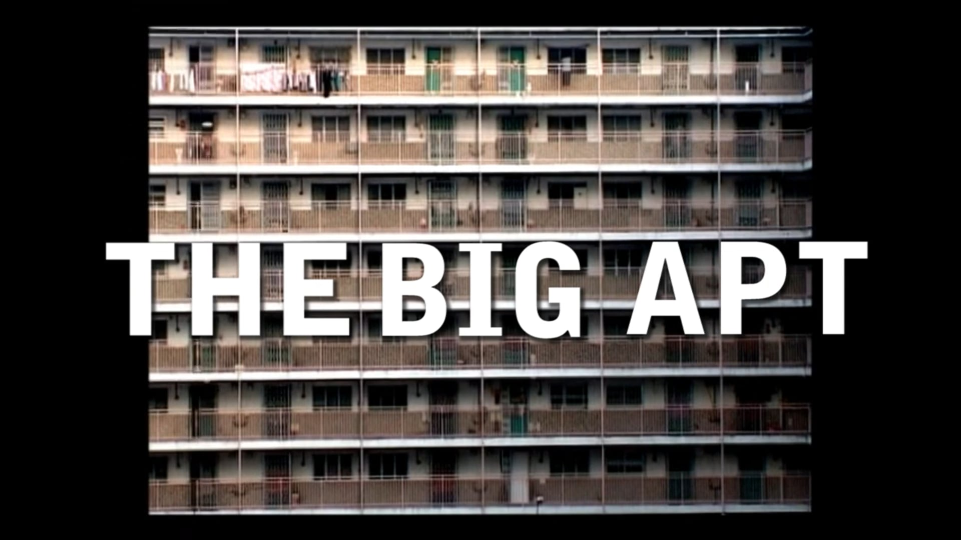 The Big Apartment Feel Reel