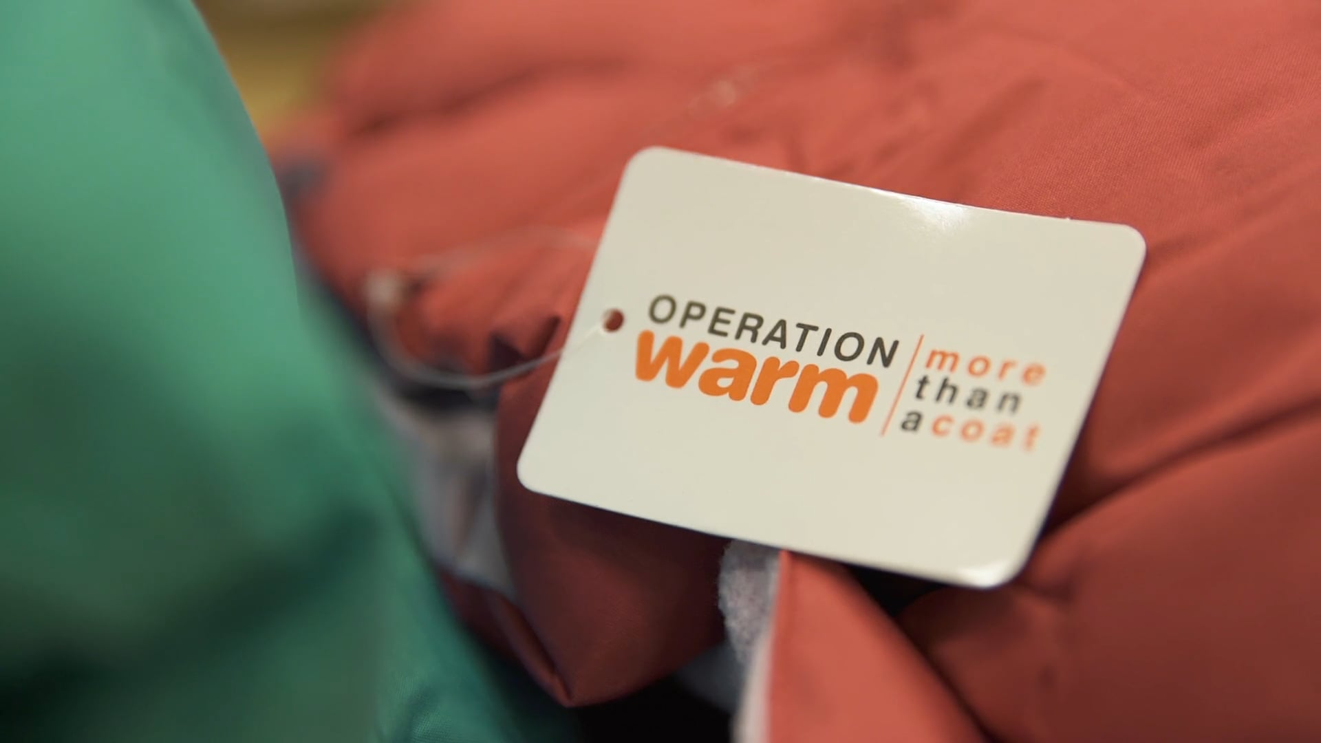 Operation Warm + Lazard Corporate Charity Event