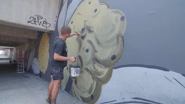 STREET ARTISTS / La Nacion GCBA