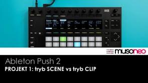 PROJEKT 1 tryb CLIP vs tryb SCENE
