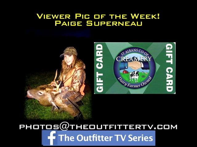 Paige Superneau, 12/25/16