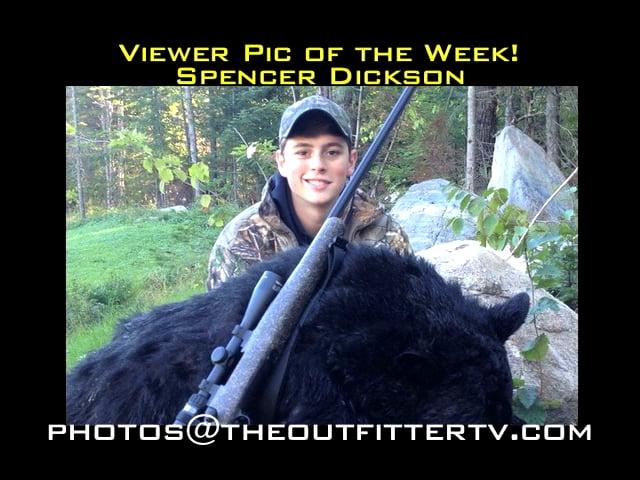 Spencer Dickson, 10/23/16