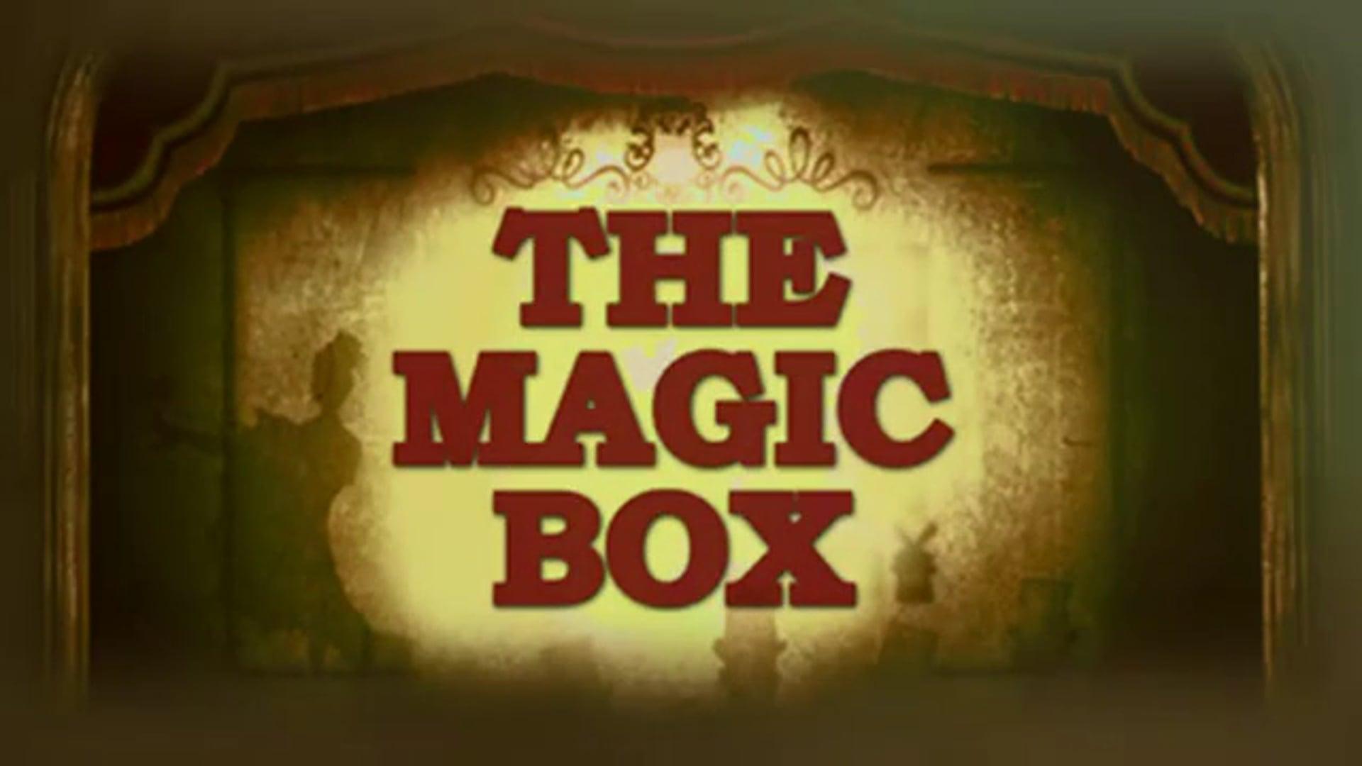 Magic Box For Children's Hospital of Orange County