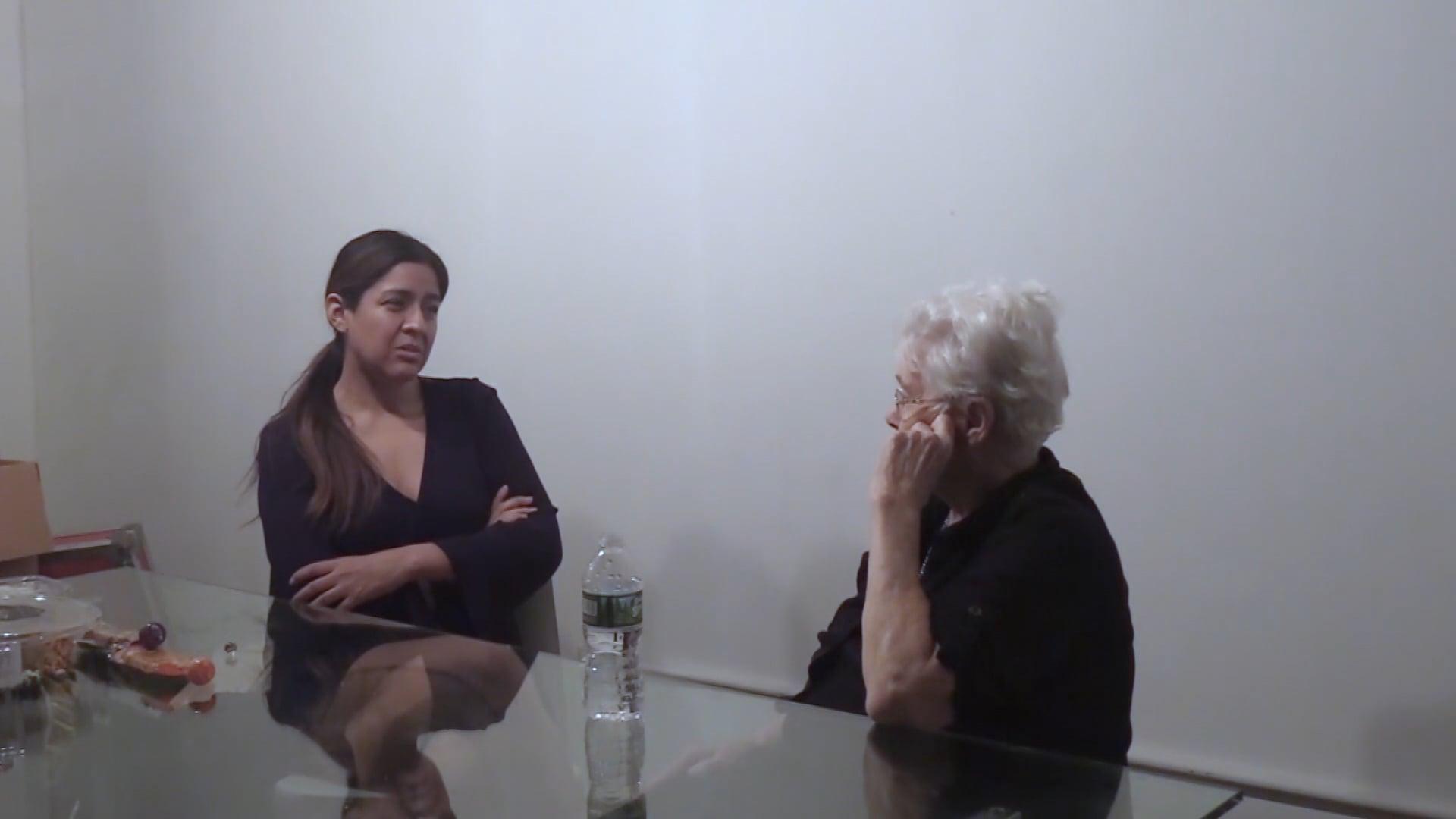 Maria Chavez & Pauline Oliveros