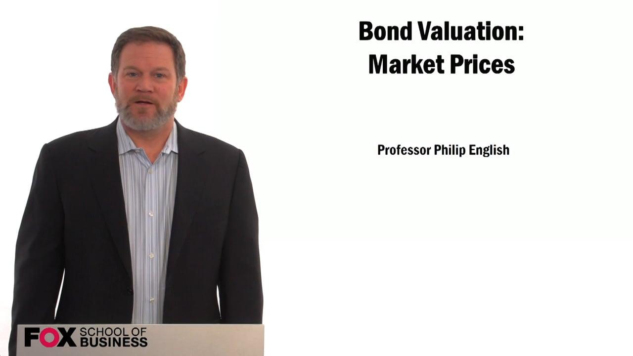 59309Bond Valuation: Market Prices