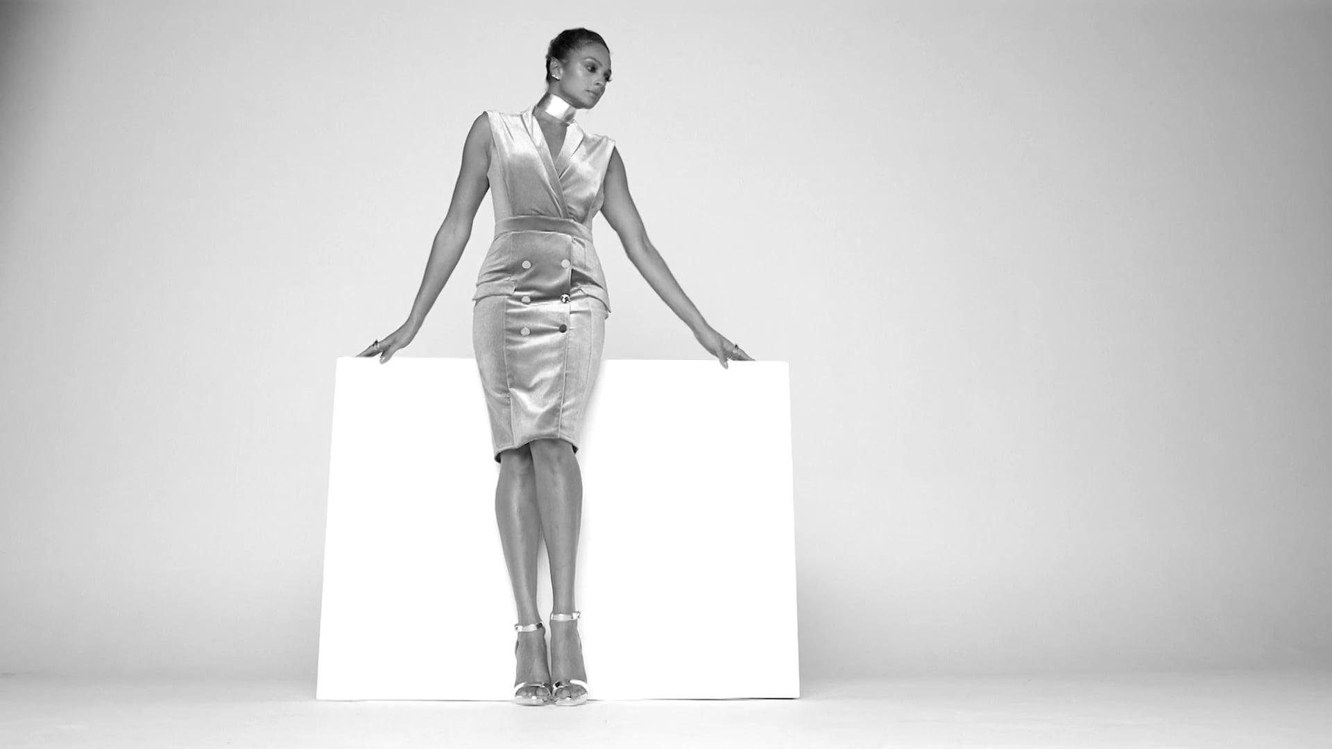 Alesha Dixon - Little Black Dress