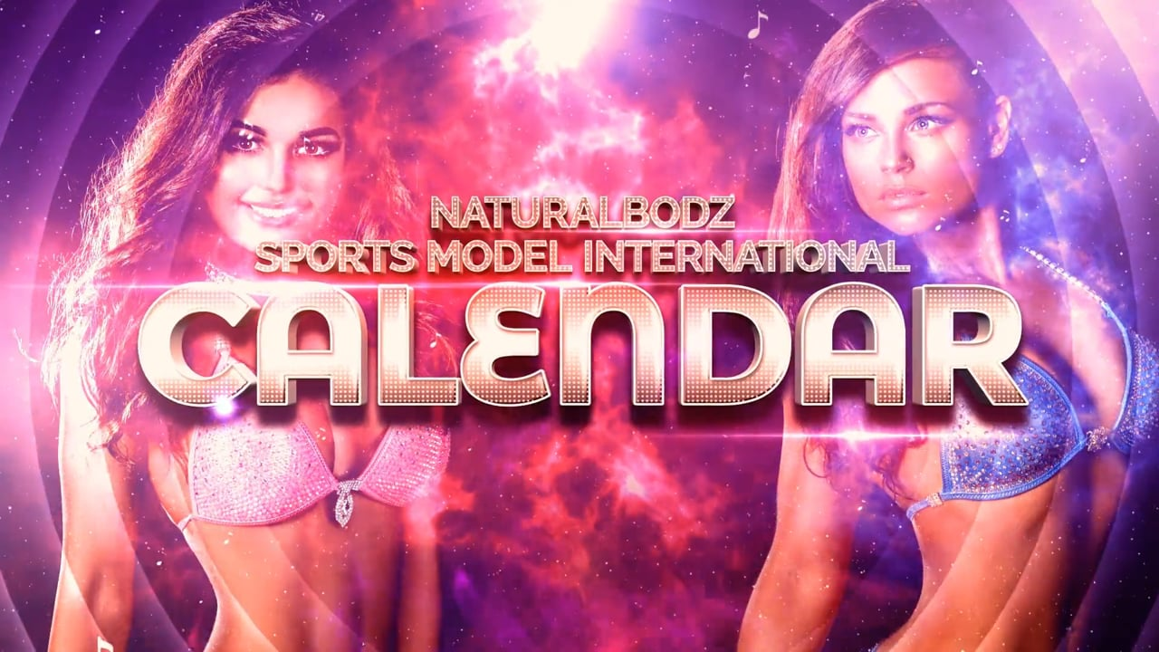 2017 Sports Model International Calendar
