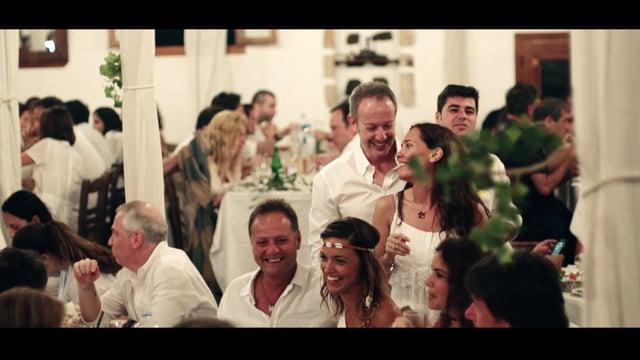 Sanem & Umur Wedding at Patmos