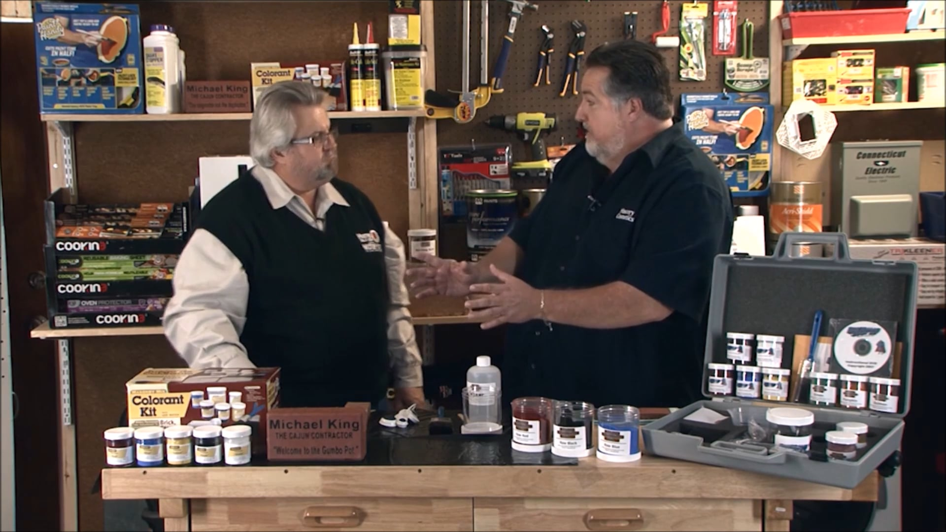 """HomeTalk with Michael King Episode 32: Don """"Brickman"""" Foster with Masonry Cosmetics"""