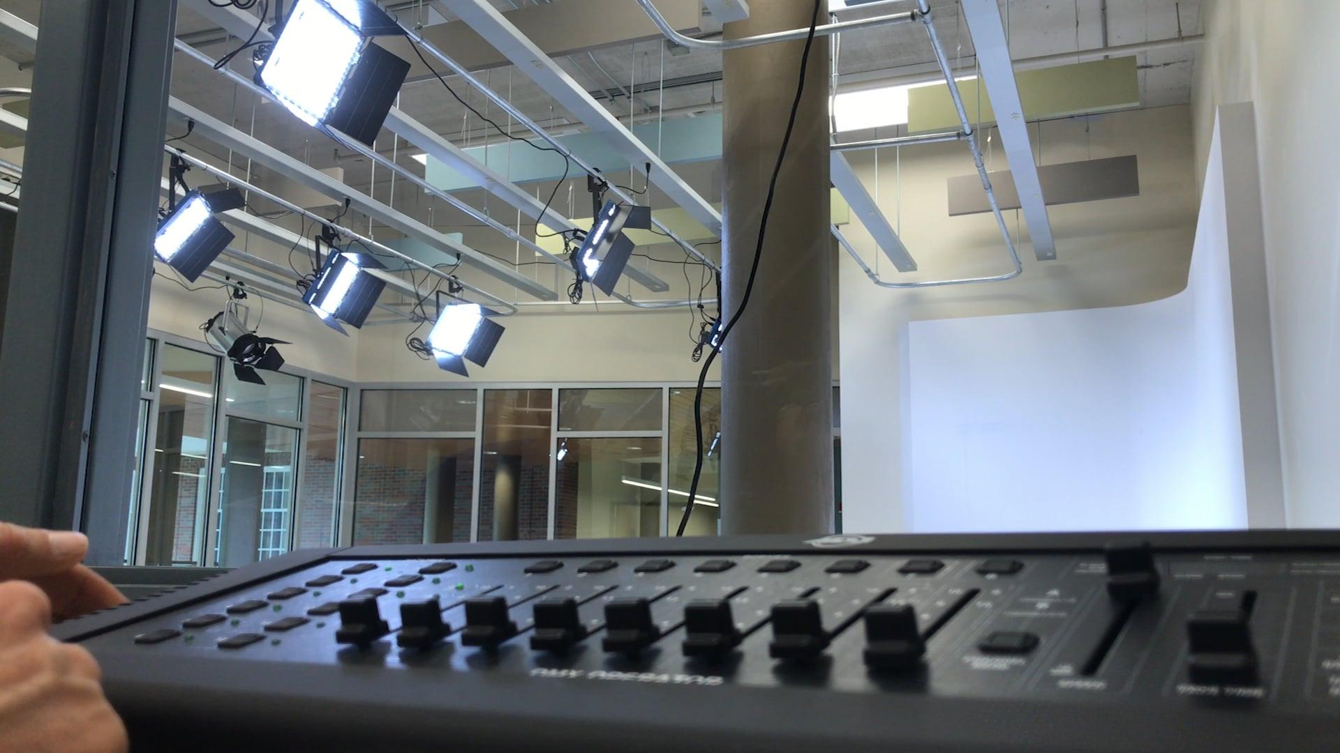 Ohio University Zabolight Installation #2