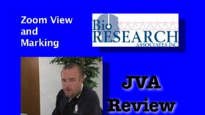 JVA Review – Zoom View and Marking