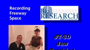 JT-3D Jaw Tracking – Recording Freeway Space