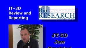 JT-3D Jaw Tracking – Review and Reporting