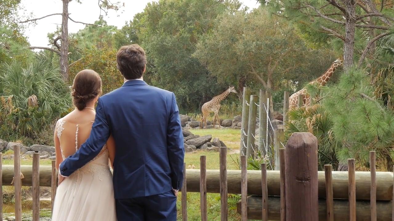 Taylor & Sara's Wedding Highlight