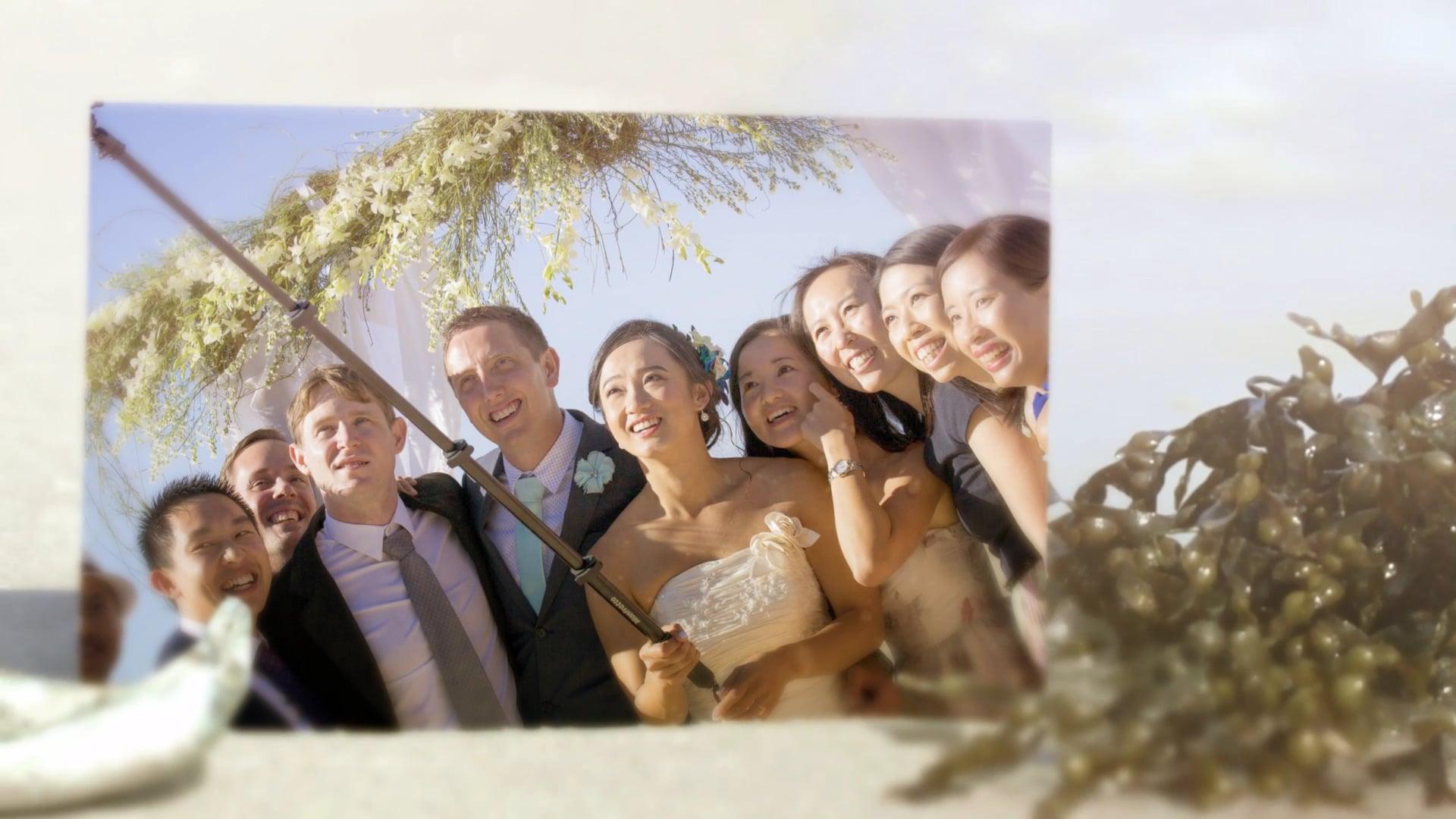 Amy and Tony's Wedding Photo Slide Show