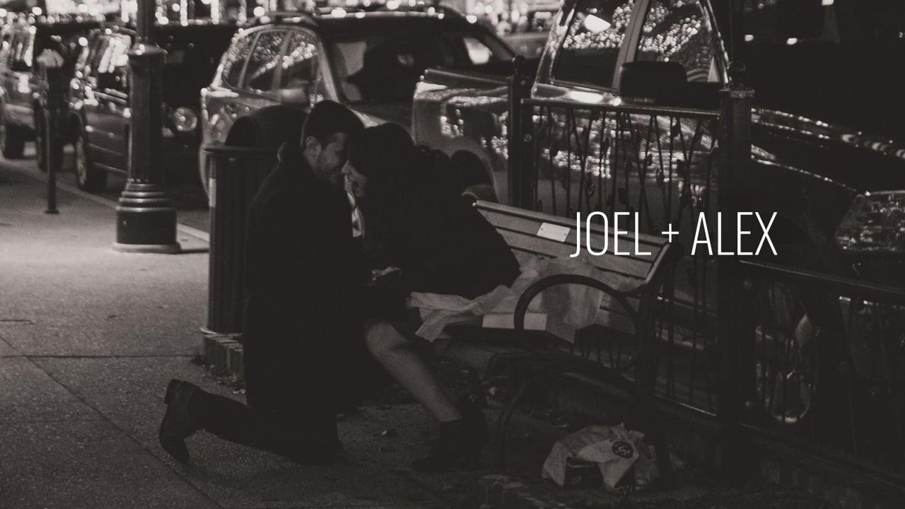 joel + alex | engaged
