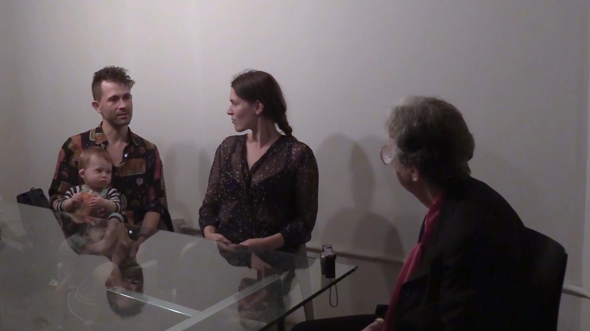 Interview with Jacob Kirkegaard and Katinka Fogh Vindelev