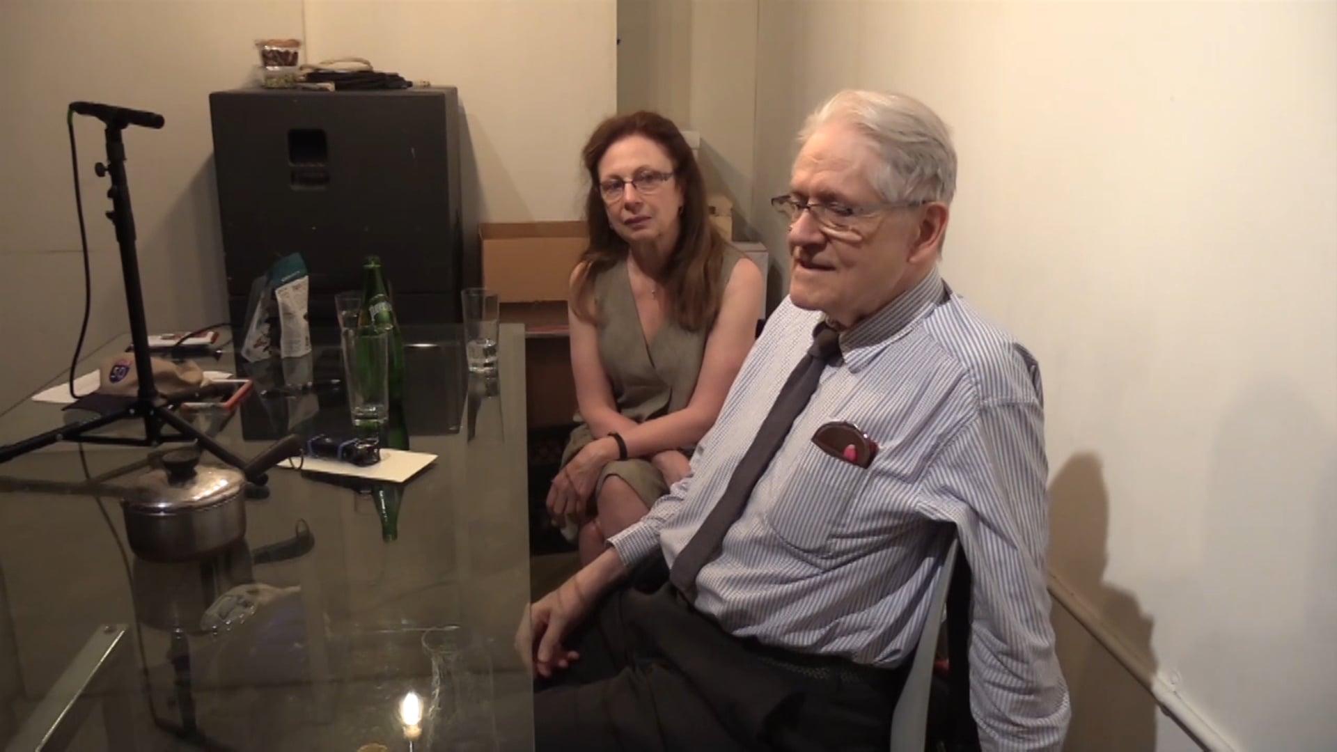 Interview with Gordon Mumma