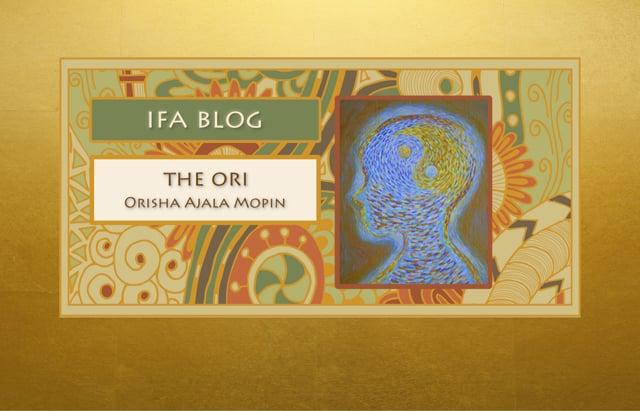 Inside the Ori Ceremony
