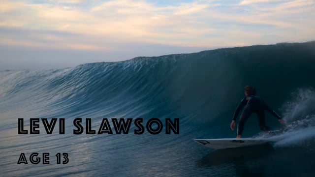 Levi Slawson shows How a 13 year old Rips
