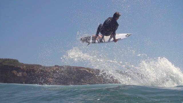 Surf Video with Leon Glatzer – Sobrevôo Portugal
