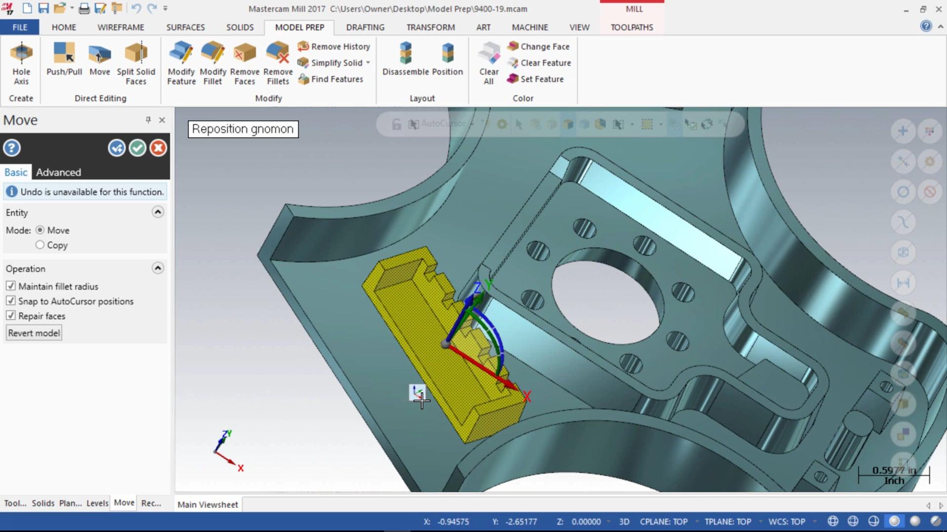 Direct Solids - Model Prep