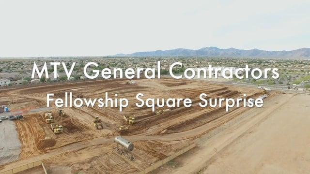 Fellowship Square Surprise: December Progress
