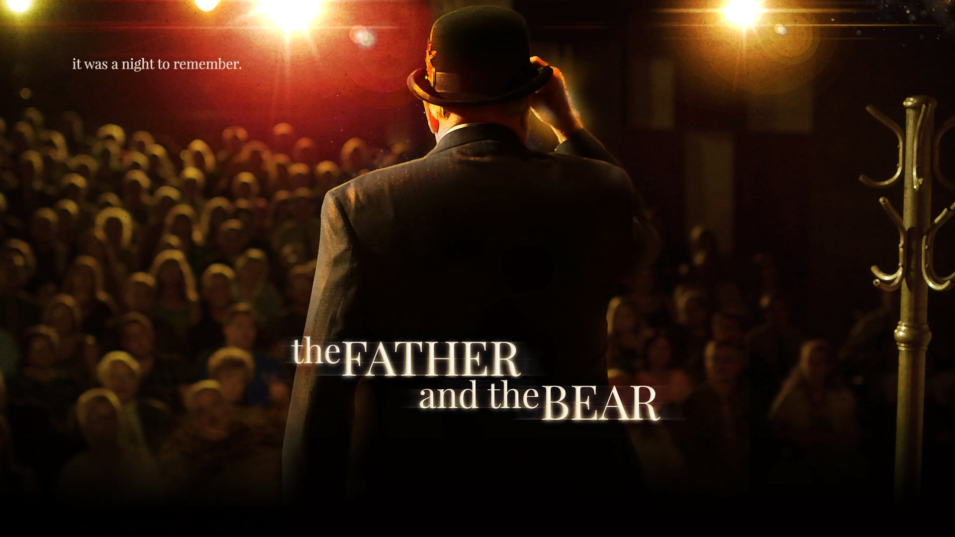 THE FATHER & THE BEAR - Trailer