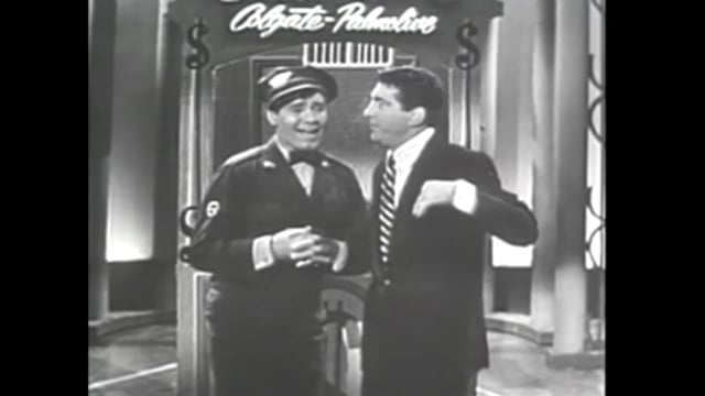 ColgateComedyHour Jerry Lewis and Dean Martin