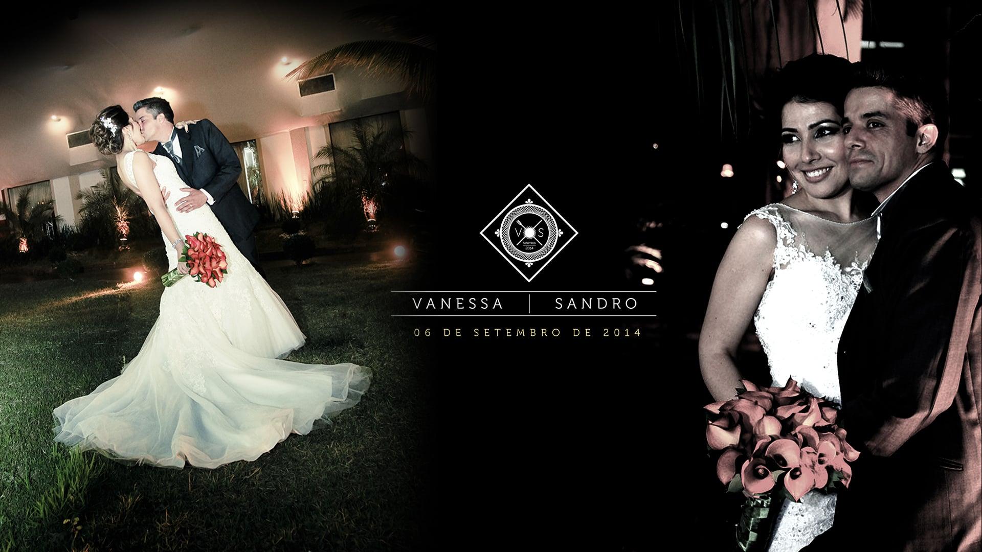 Teaser Vanessa e Sandro