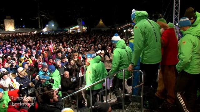 Biathlon Weltcup 2017 - Eröffnungsfeier